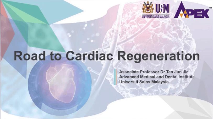 road to cardiac regeneration